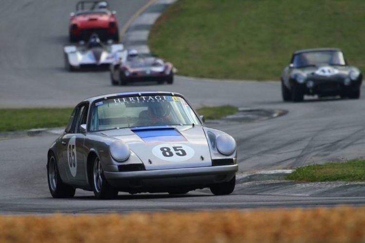 Craig Taylor, 68 Porsche 911