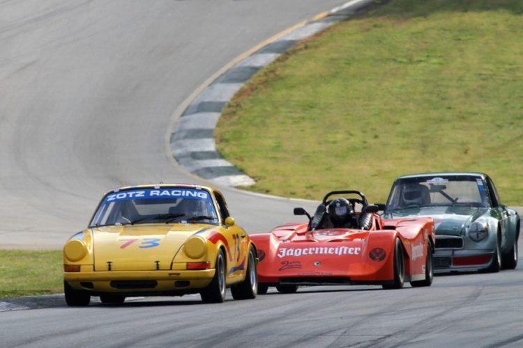 Porsche 911, Spec Racer Ford, MBB/GT V8