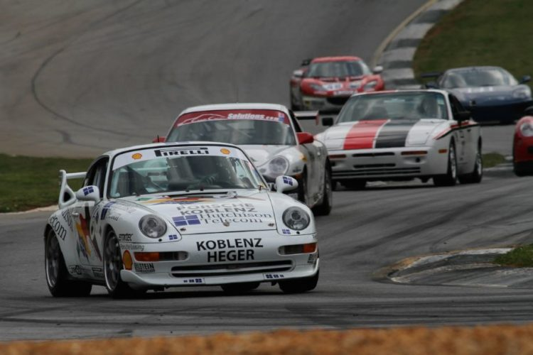 Francesco Melandri, 96 Porsche 993 GT3 Cup
