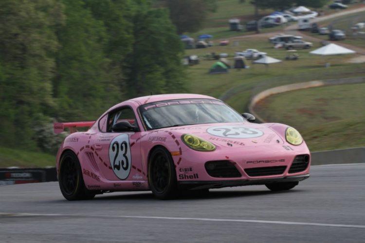 Lori Cassling, Porsche Cayman S