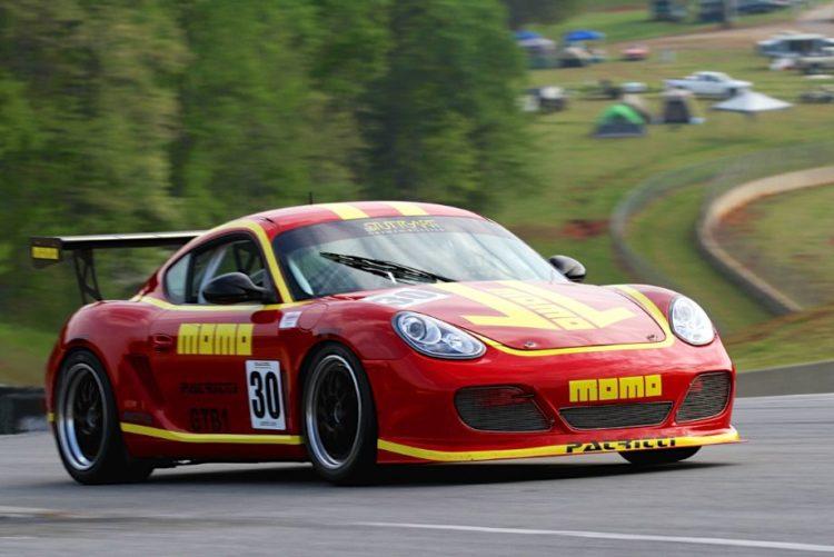 Dominique Le Queux, Porsche Cayman S