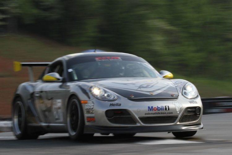 Matt Dicken, Porsche Cayman S