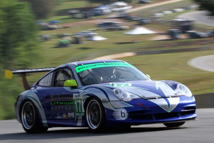 Randal Cassling, 05 Porsche 996 GT3 Cup
