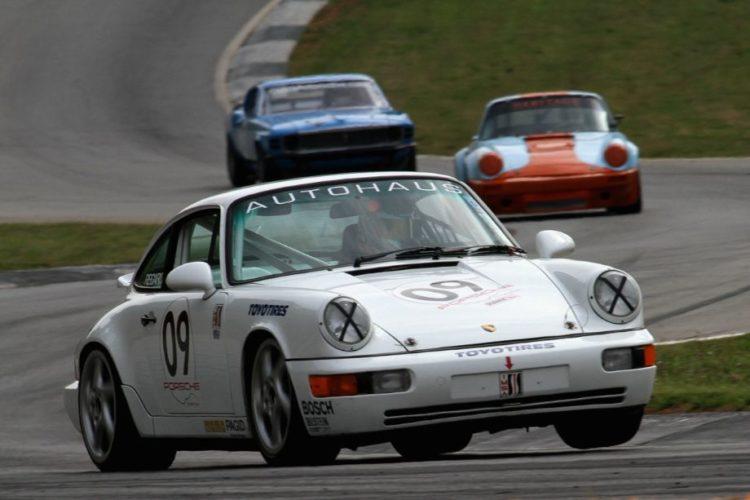 George Calfo, 92 Porsche 964 Cup