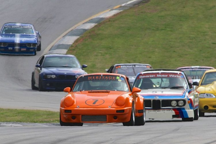 Brian DeFoor, 73 Porsche 911S