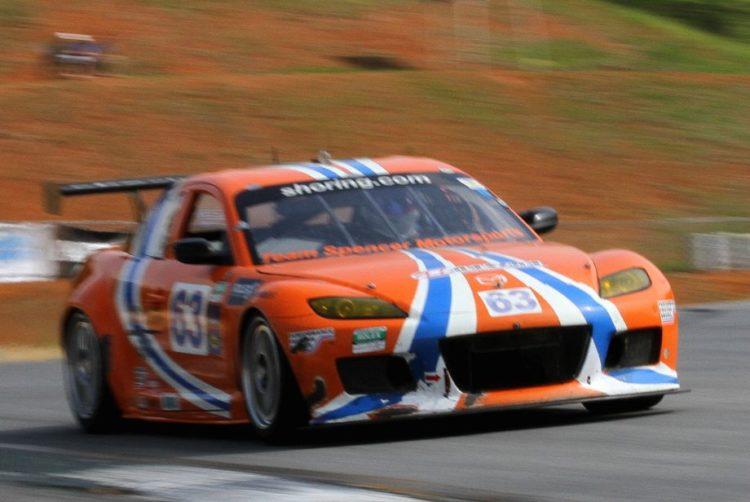 Ron Valles, 06 Mazda RX8