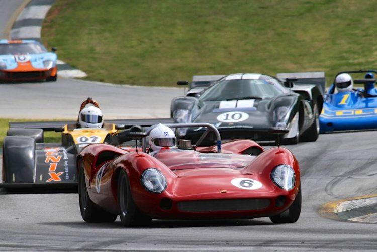 Bill Thumel, 67 Lola T70 Spyder
