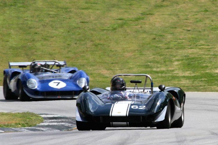 Tom Shelton, 65 Lola T70