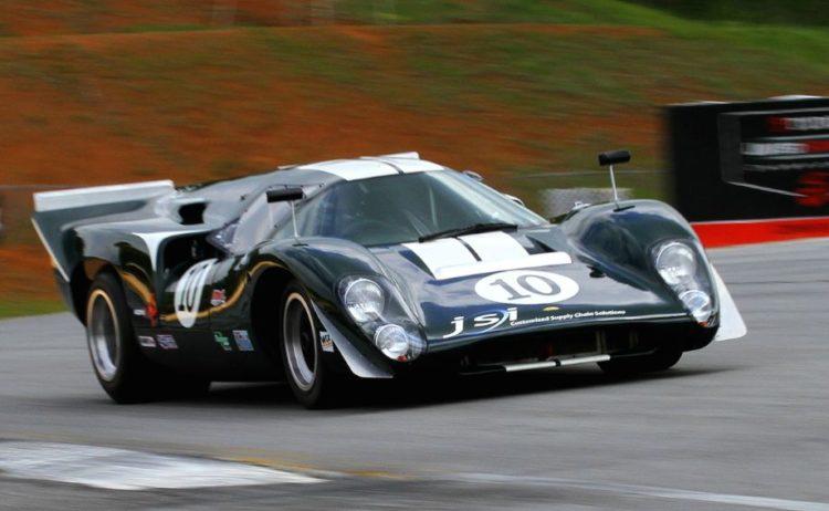 James Cullen, 68 Lola T70 Mk lllb