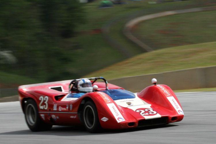 Lilo Zicron, 67 McLaren M6b