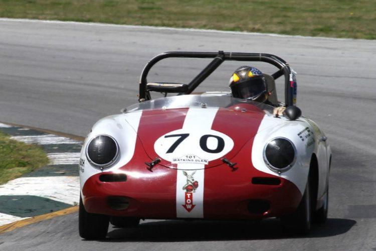 Vic Skirmants, 61 Porsche 356