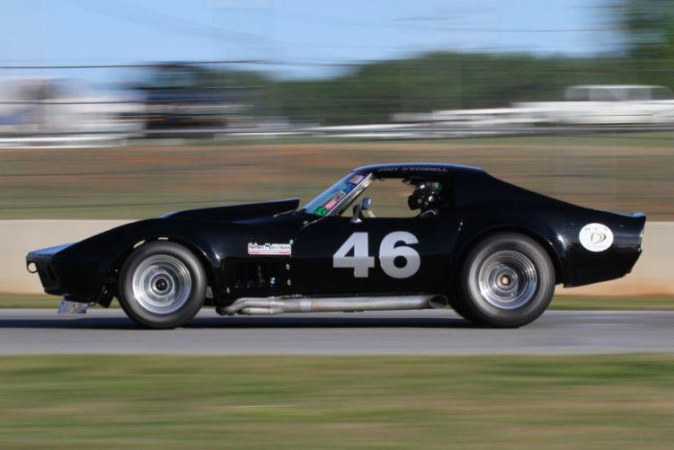 Jody O'Donnell, 69 Corvette