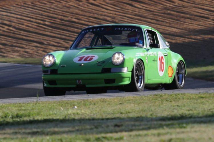 Davis Jones 72 Porsche 911 S/T