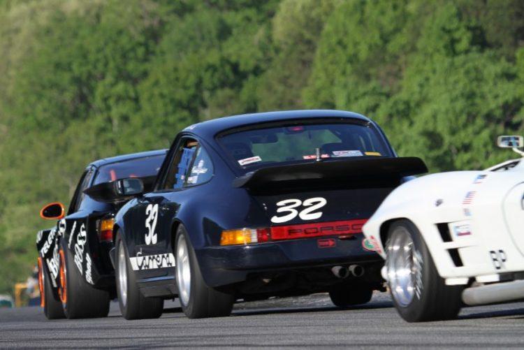Robert Love, 89 Porsche 911 Carrera
