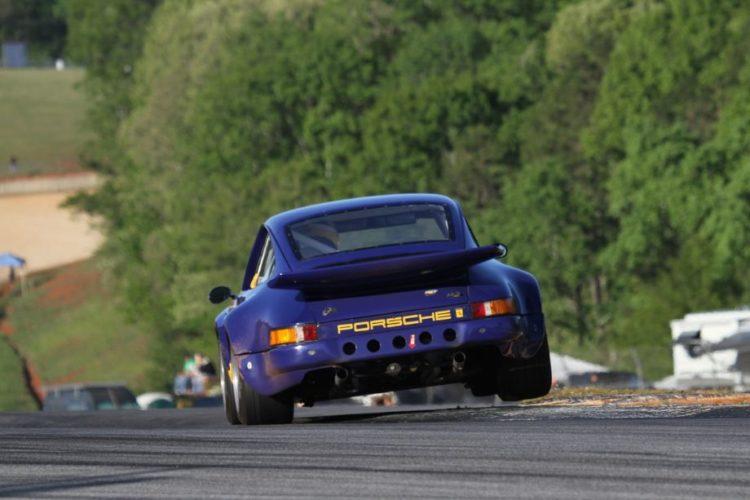 Fritz Seidel, 73 Porsche 911 IROC
