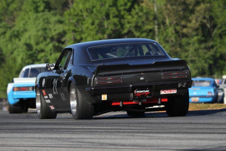 Gordon Slingerland, 68 Pontiac Firebird 400