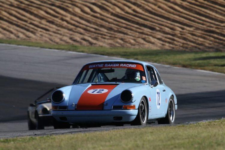 Wayne Baker, 67 Porsche 911