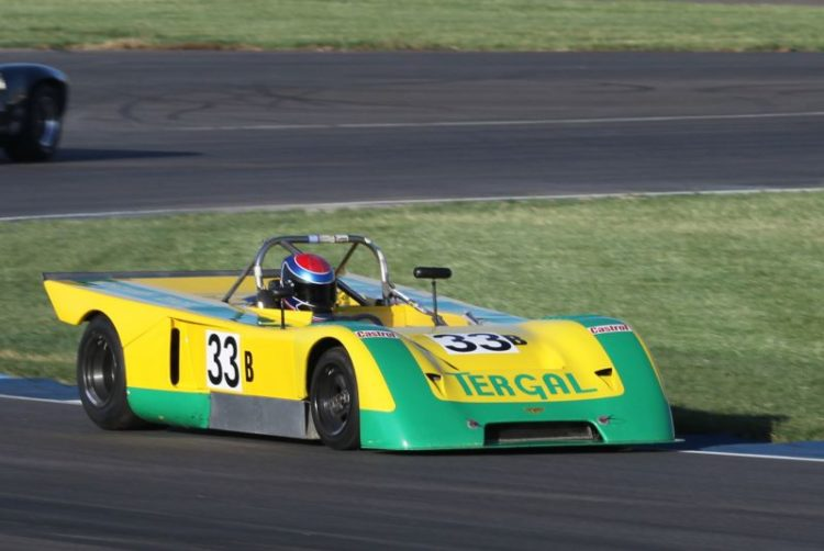 Billly Jacobs, 71 Chevron B19