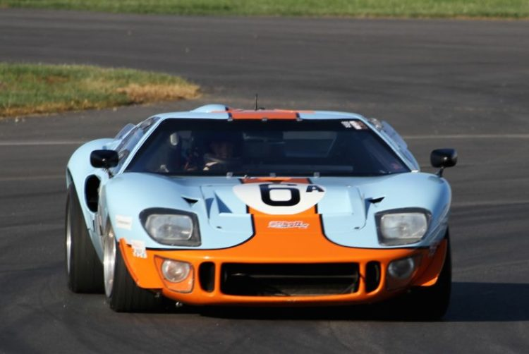 Mac McCombs, 68 Superformance GT40R