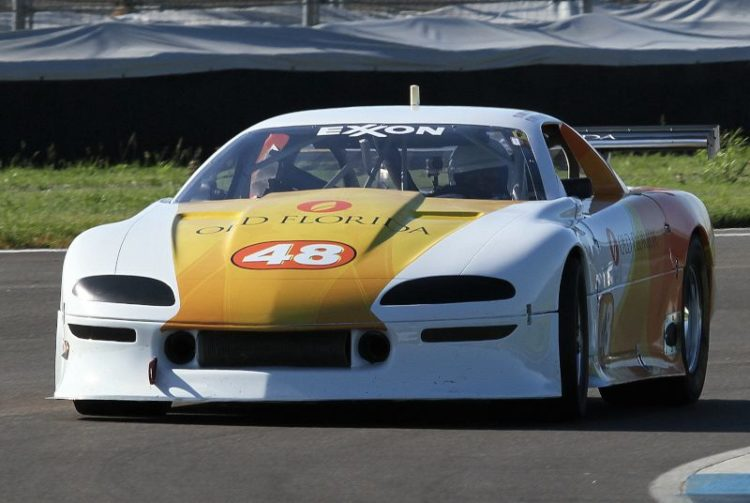 David Rankin, 97 Chevrolet Camaro
