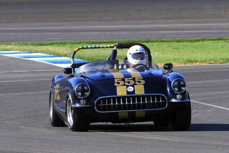 Robert Harvey, 57 Corvette