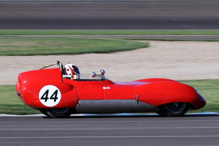Glenn Stephens, 56 Lotus XI LeMans