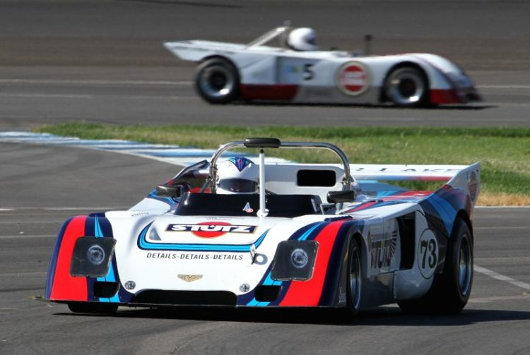 Turner Woodard, 75 Chevron B31