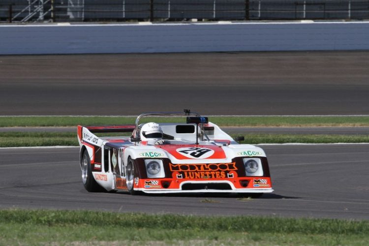 Richard Carlino, 76 Chevron B36