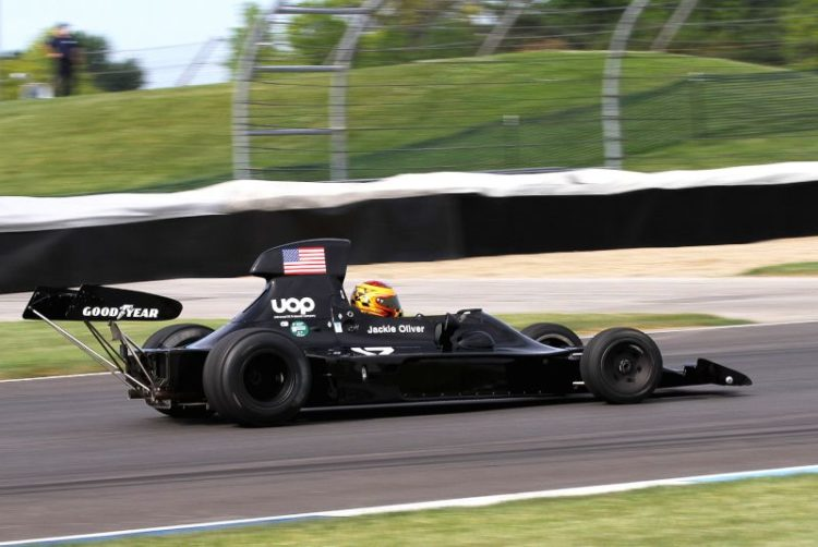 Keith Frieser, 73 Shadow DN1 - F1
