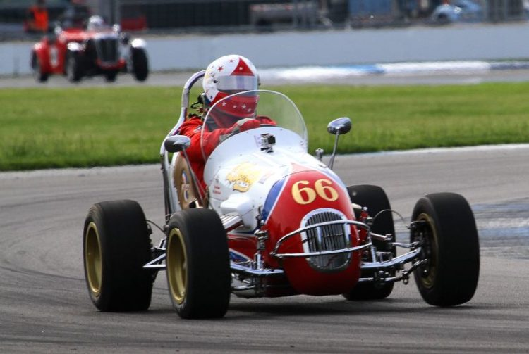 Richard Korrow, 47 Kurtis Kraft Midget