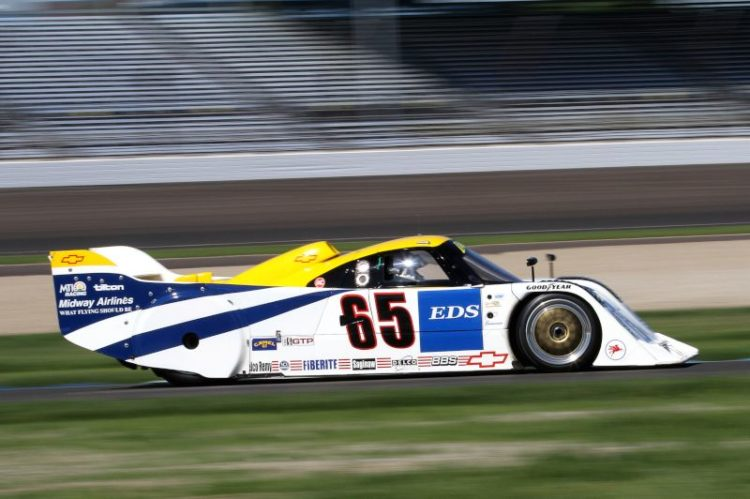 Toby Bean, 90 Chevrolet Intrepid GTP