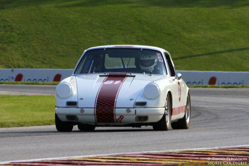 Nicolas Clemence, 67 Porsche 911S
