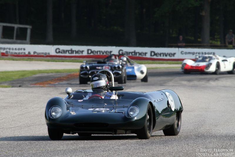 Richard Balsley, 62 Lotus 23b