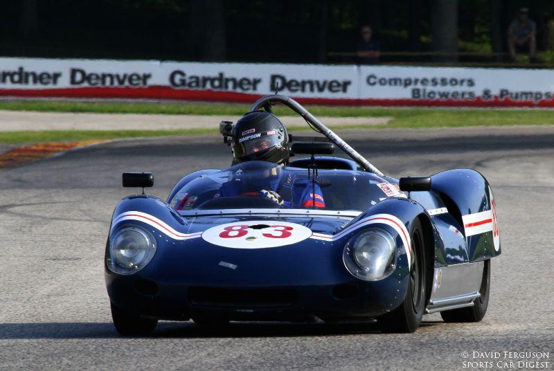 Vincent Dean, 61 Lotus 19