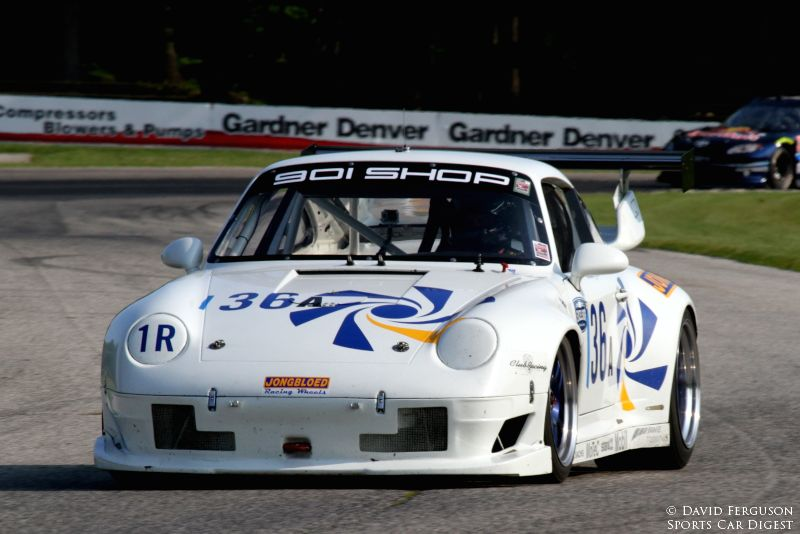 Tom McGlynn, 97 Porsche 993 GT/2/EVO