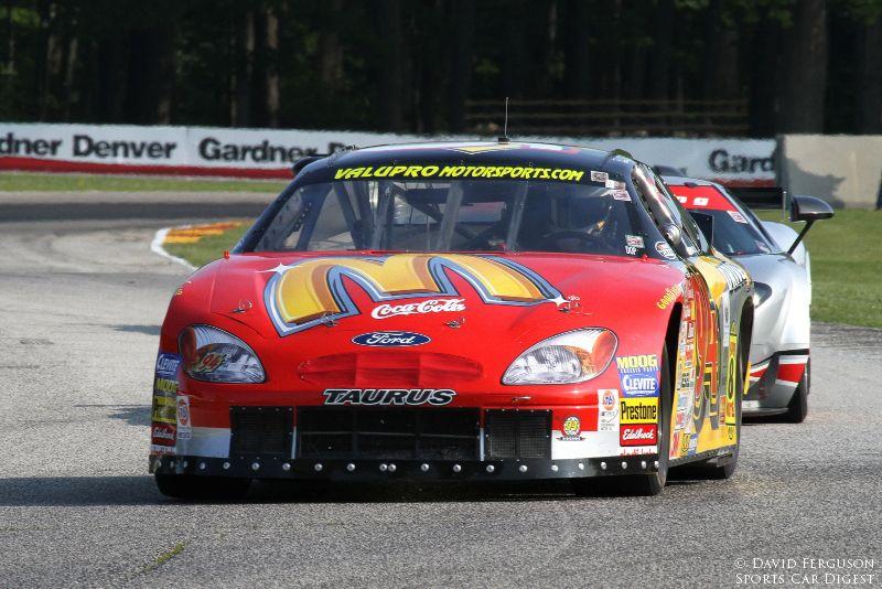 Gordon Johnson, 00 Ford Taurus (NASCAR)