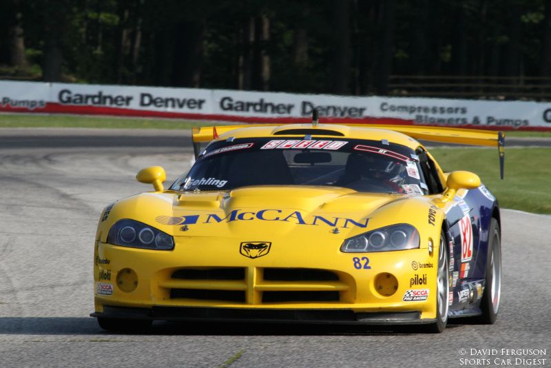 Cory Gehling, 03 Dodge Viper
