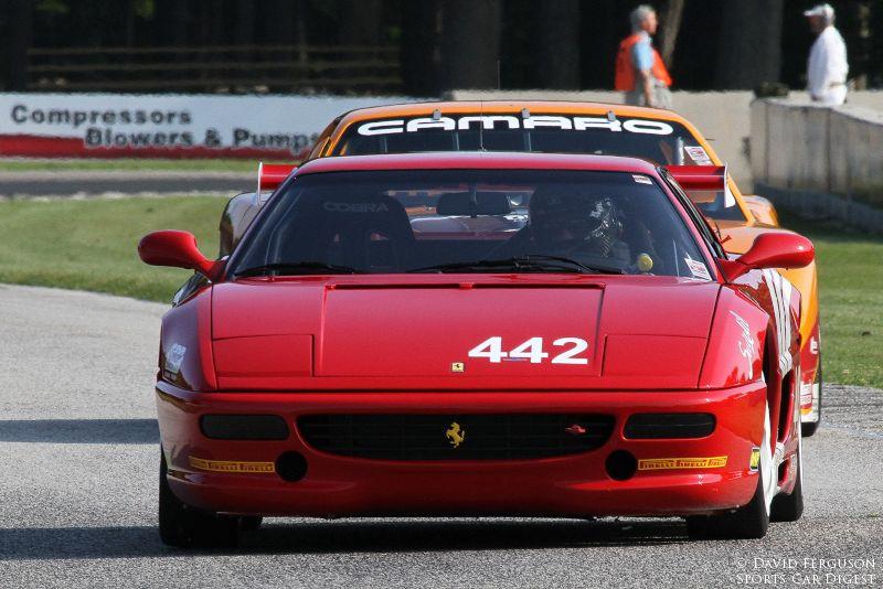 David Buchanan, 97 Ferrari 355 Challenge