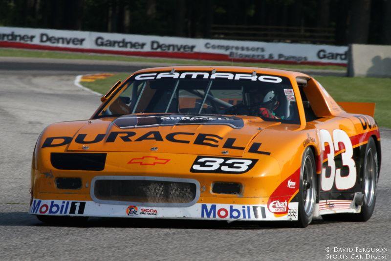Bill Ockerlund, 91 Chevrolet Camaro T/A