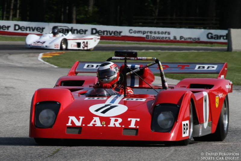 John Goodman, 72 Ferrari 312/Sparling