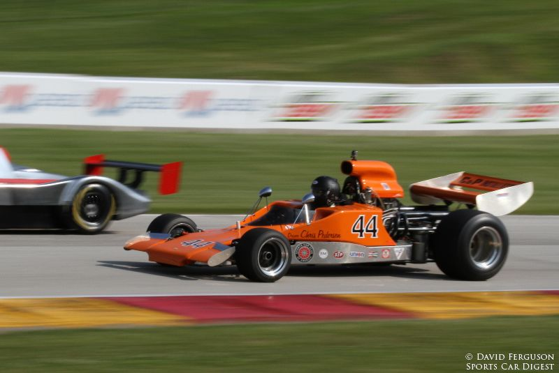 Chris Pedersen, 72 Lola T300
