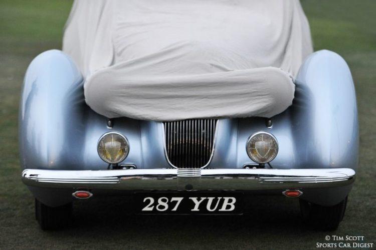 1938 Talbot-Lago T23 Figoni et Falaschi Faux Cabriolet