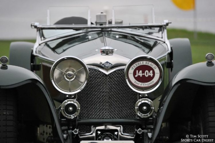 1935 Riley MPH Roadster