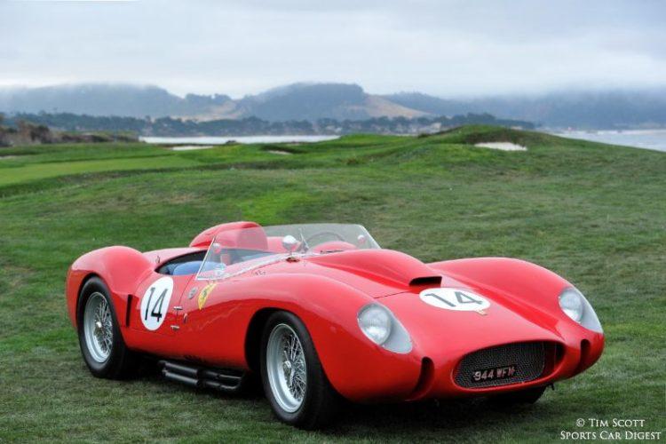 1958 Ferrari 250 Testa Rossa Scaglietti Spider 0728TR
