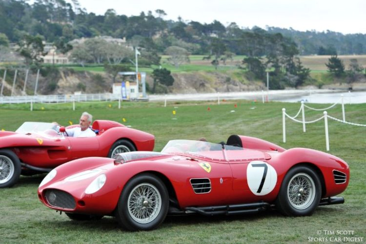 1959 Ferrari 250 TR59 Fantuzzi Spider 0766TR
