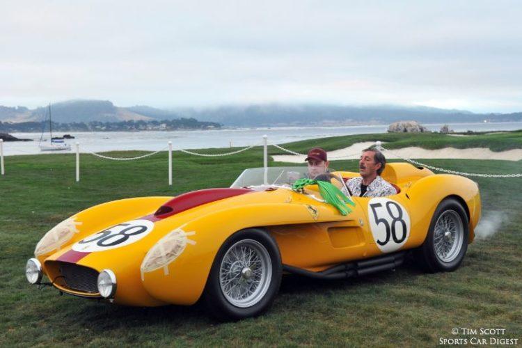 1958 Ferrari 250 Testa Rossa Scaglietti Spider 0724TR