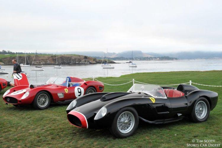 1957 Ferrari 250 Testa Rossa Scaglietti Spider 0714TR
