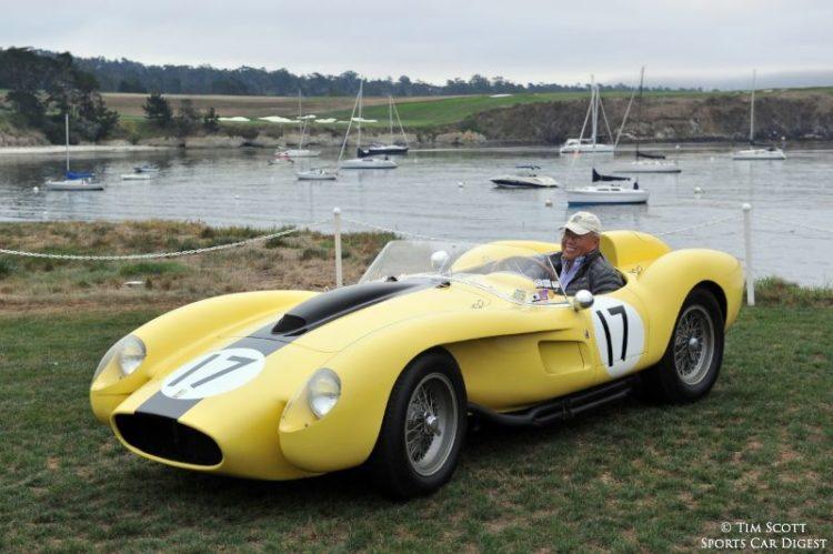 1958 Ferrari 250 Testa Rossa Scaglietti Spider 0722TR