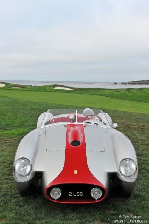 1958 Ferrari 250 Testa Rossa Scaglietti Spider 0718TR