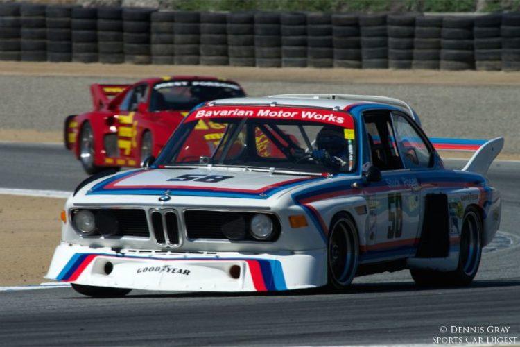 Henry Schmitt's BMW CSL 3.0.
